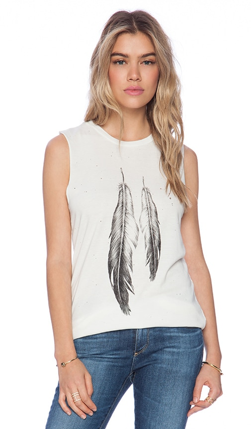 Feathers Tank
