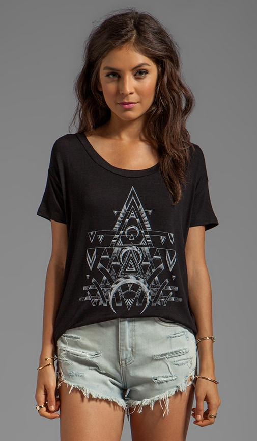 Mystic Geometry Loose Tee