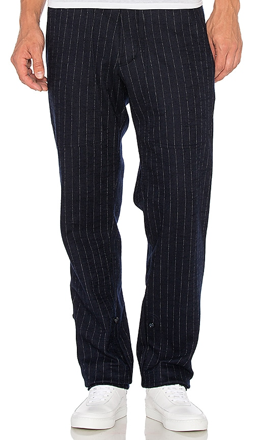 Death to Tennis Rohan Trousers in Navy