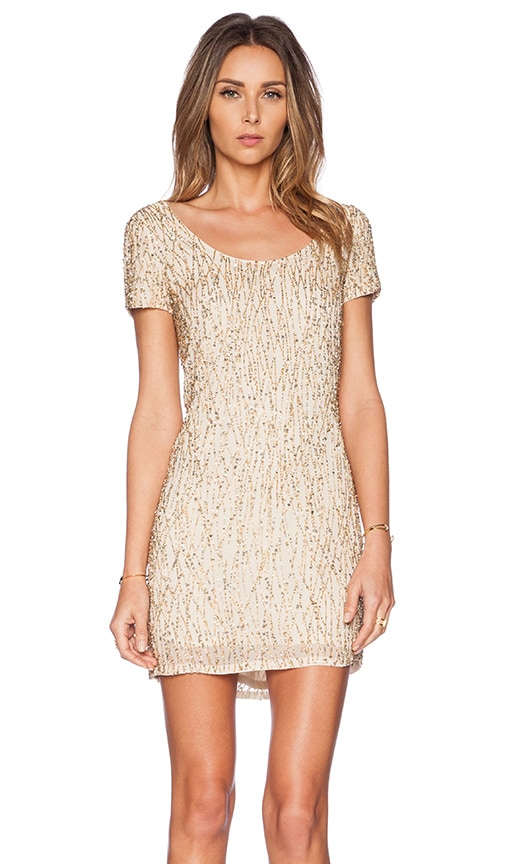 Jerry Sequin Dress
