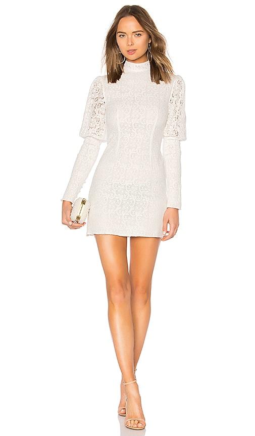DE LA VALI Jane Dress in White