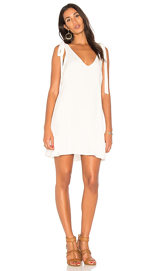 De Lacy Ella Dress in White