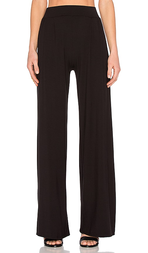 De Lacy Amber Pant in Black