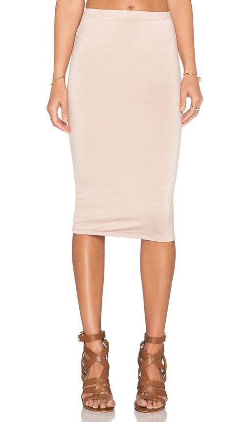 De Lacy Harlet Skirt in Beige
