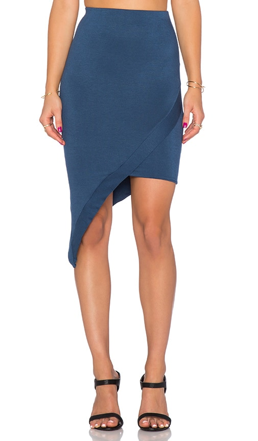 De Lacy Sara Skirt in Blue