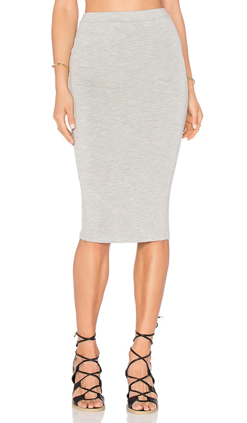De Lacy Harlet Skirt in Gray