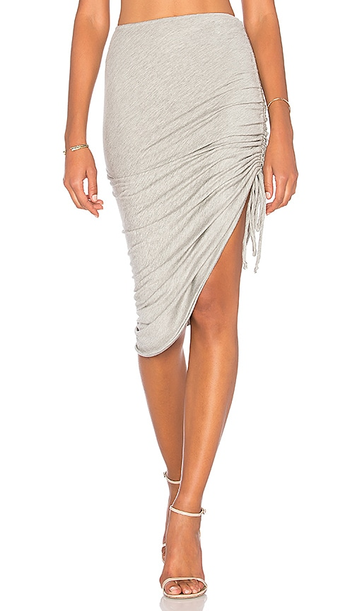 De Lacy Zoe Skirt in Gray