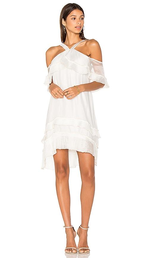 DELFI Blake Dress in White