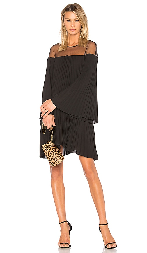 DELFI Maggie Dress in Black