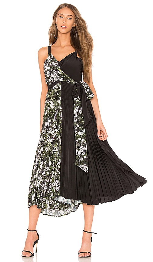 DELFI Camille Dress in Black