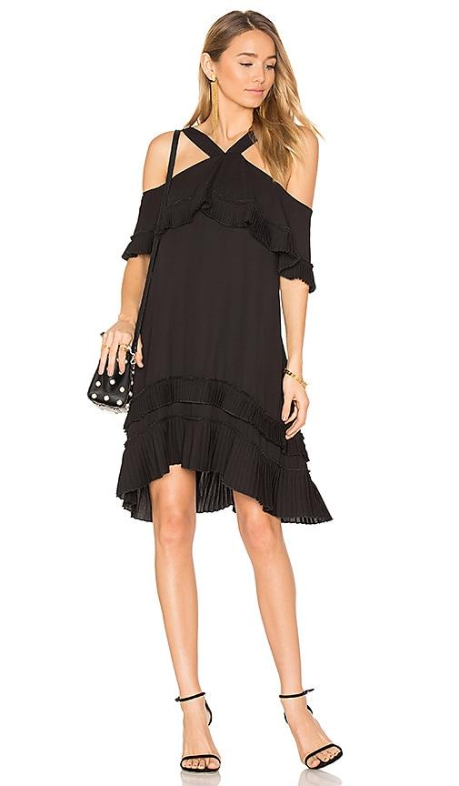 DELFI Blake Dress in Black