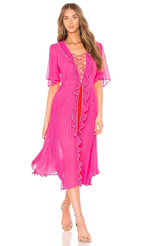 DELFI Gwen Dress in Pink