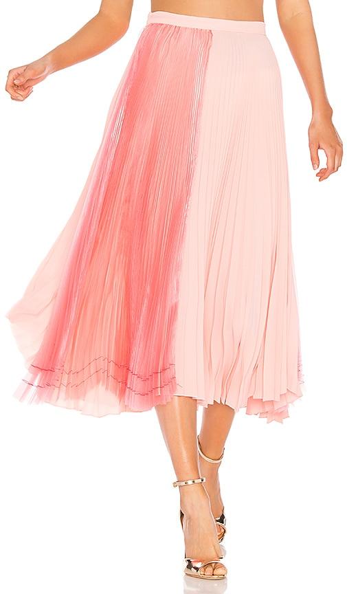 DELFI Eliza Skirt in Pink