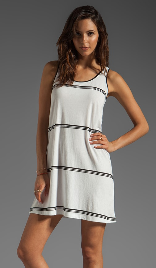 Eden Space Stripe Tank Dress