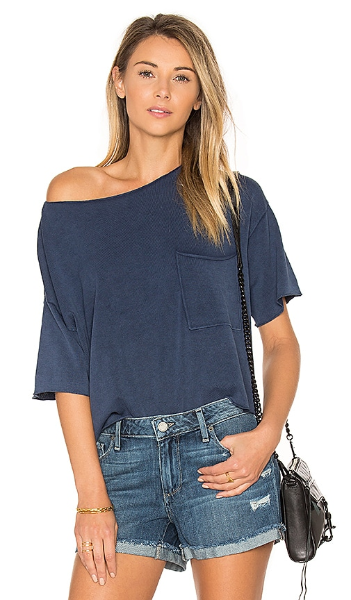 DemyLee Zaylee Sweater in Blue