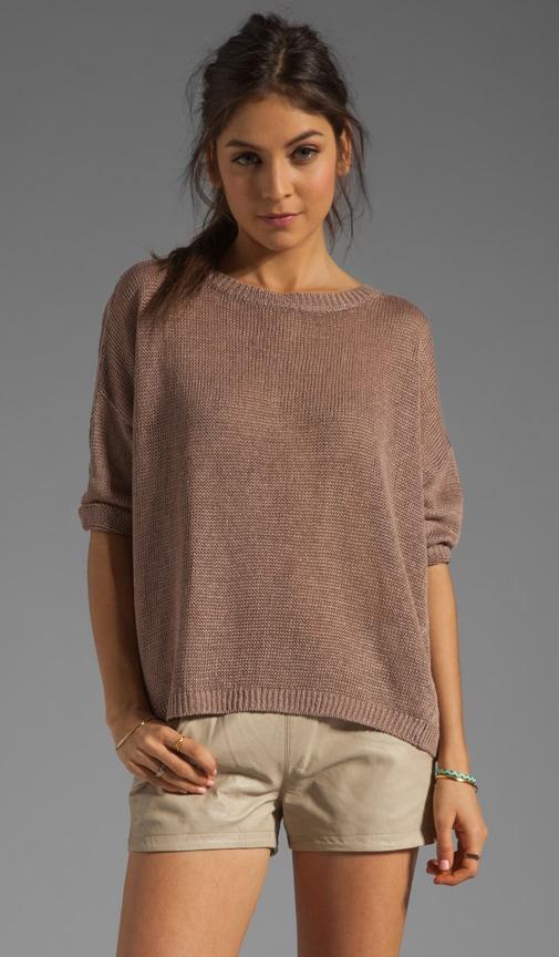 Alexa Short Sleeve Top