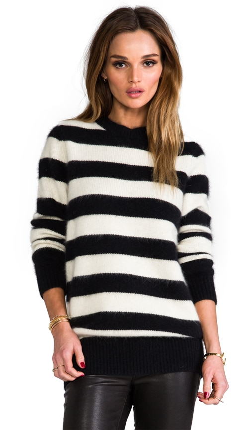 Ava Stripe Sweater