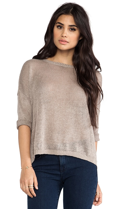 x REVOLVE Alexa Short Sleeve Sweater