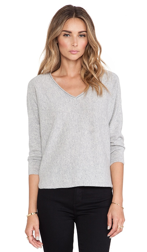 Cashmere Piper Sweater