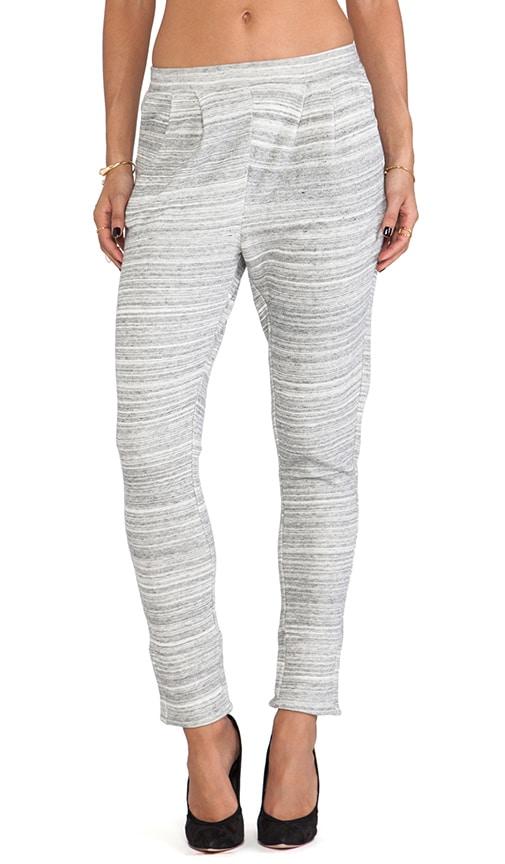 Stripe Cuff Pant