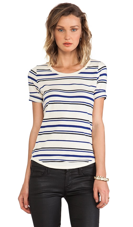 Multi Stripe Kate Tee