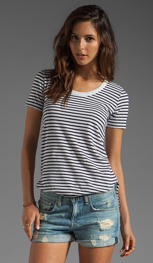 Semi Sailor Stripe Top