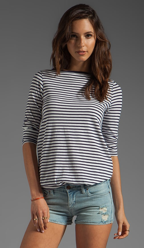 Cecil Sailor Stripe Top
