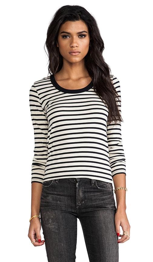 Stripe Parker Long Sleeve