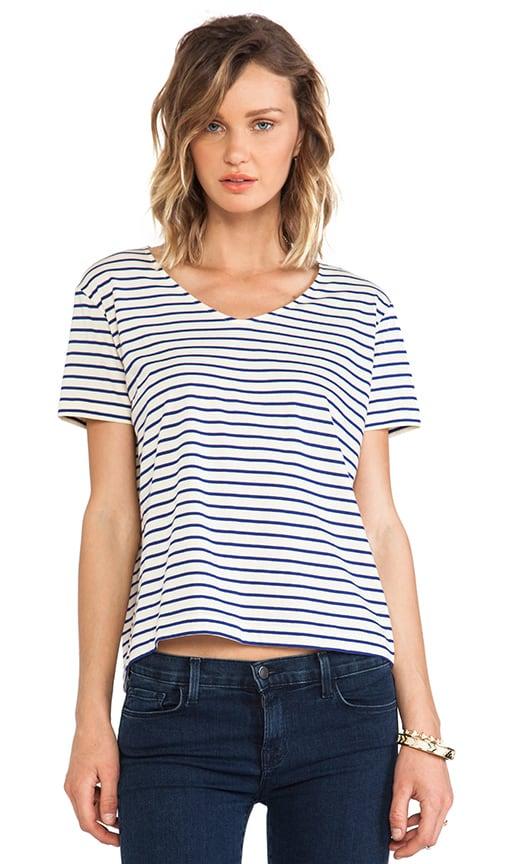 Stripe Lowe Tee