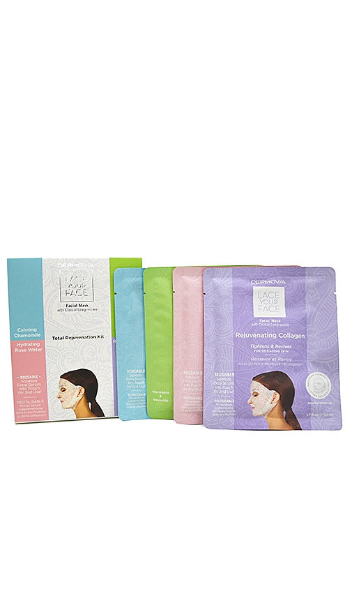 Lace Your Face Rejuvenation Kit