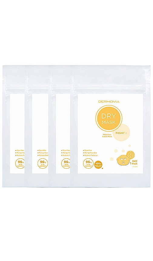 NatureFix Dry Face Mask 4 Pack