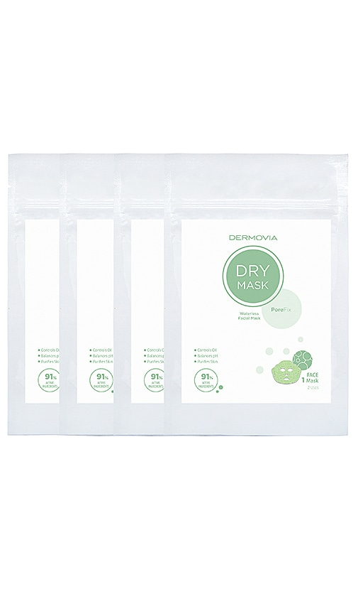 PoreFix Dry Face Mask 4 Pack