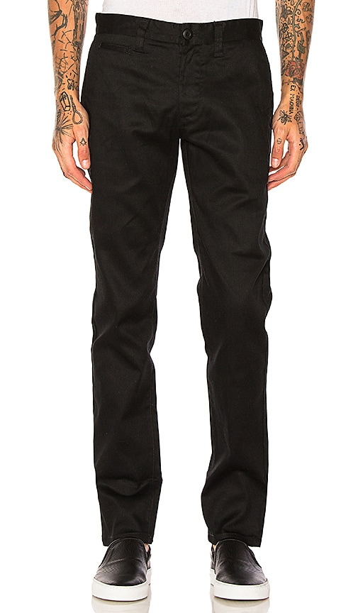 Deus Ex Machina Ford Pants in Black