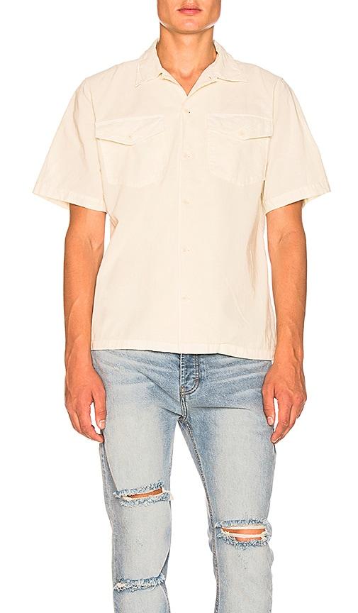 Deus Ex Machina Ridgway Shirt in White