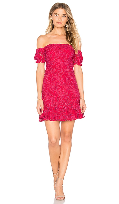 devlin Cecily Dress in Pink