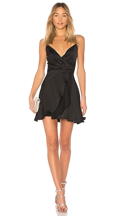 devlin Betsy Dress in Black