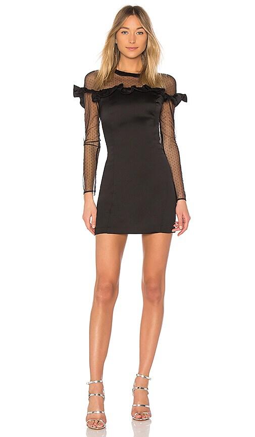 devlin Trixie Dress in Black
