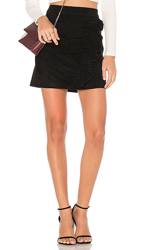 devlin Mabel Skirt in Black