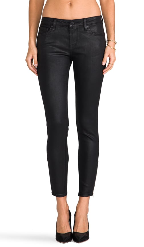 Derby Zip Ankle Skinny