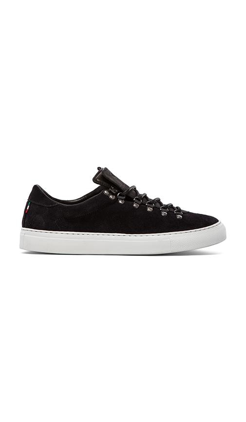Marostica Low Velour Suede