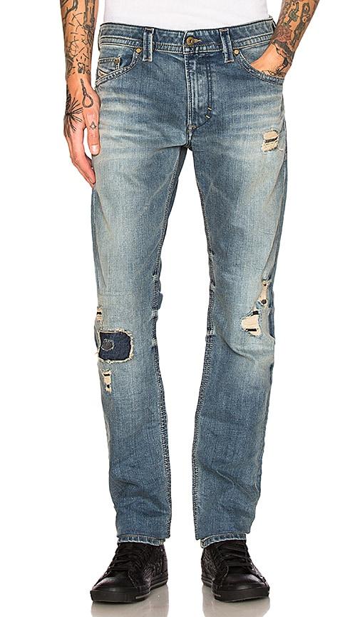 0391132c Diesel Thavar Jeans in 0859S   REVOLVE