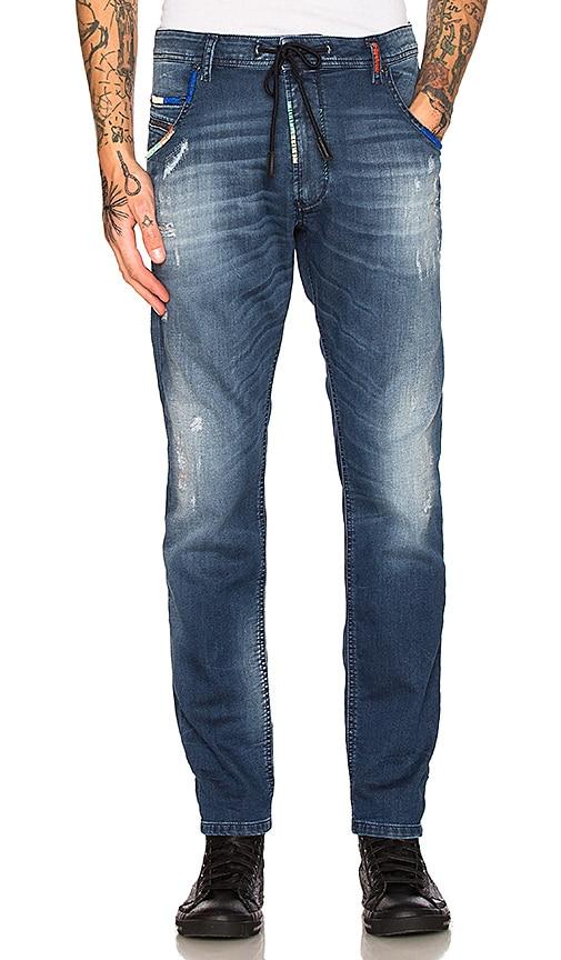 Diesel Krooley NE Jeans in 0680Y