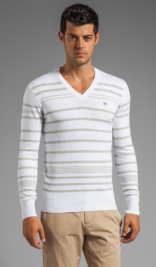 Riga Stripe Sweater