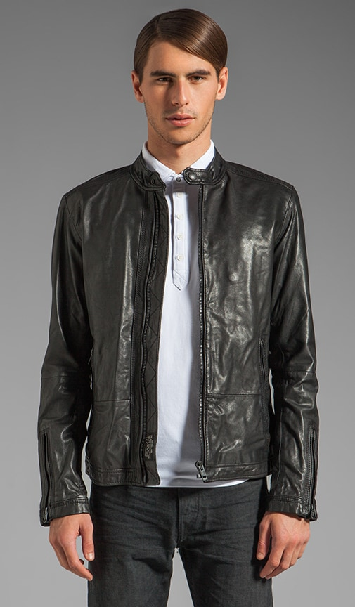 Lagnum Leather Jacket