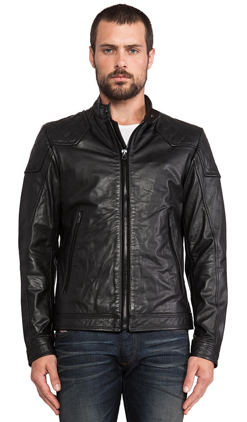 Laleta Leather Jacket