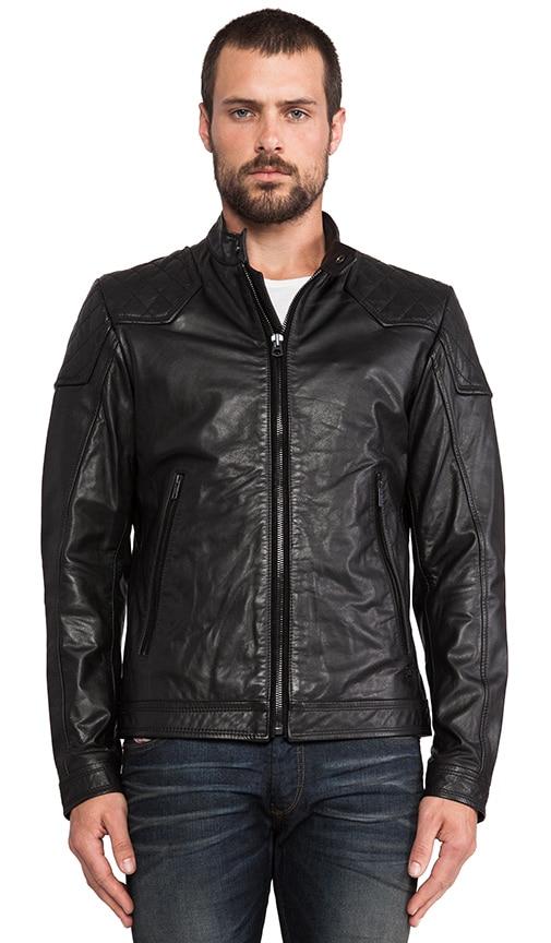Laleta Leather Jacket