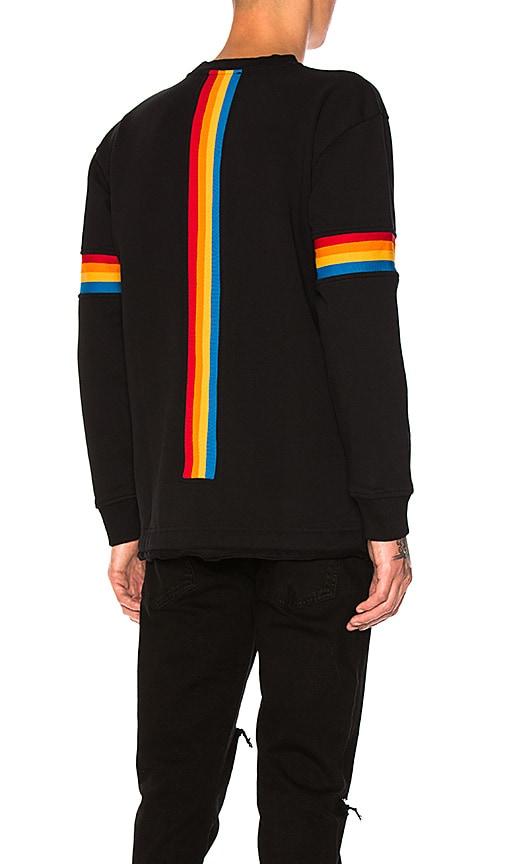 Diesel Gail Sweatshirt in Black