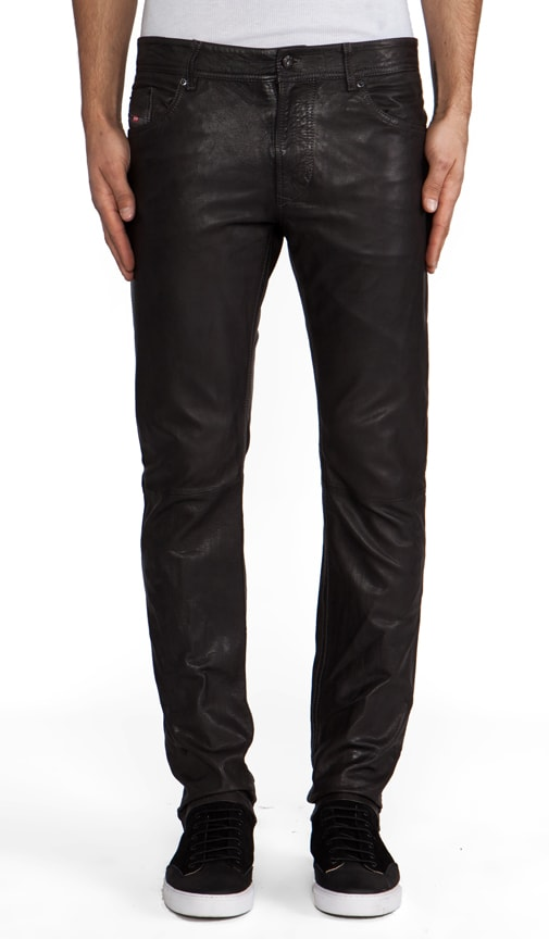 Thavar Leather Pant