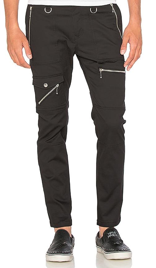 Diesel Grundy Pants in Black