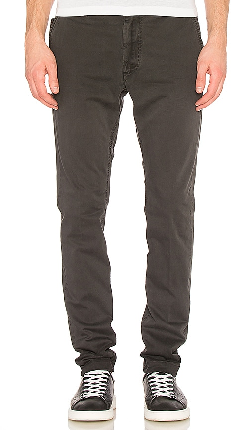 Diesel Chi Driver Pants in Black